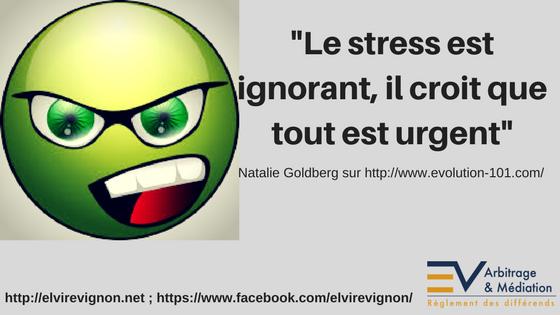 Stress, urgent