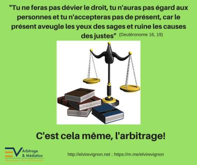Balance de la justice