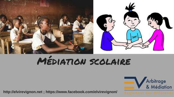 Classe, médiation scolaire