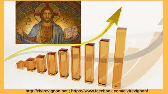 Jésus, graphique, croissance