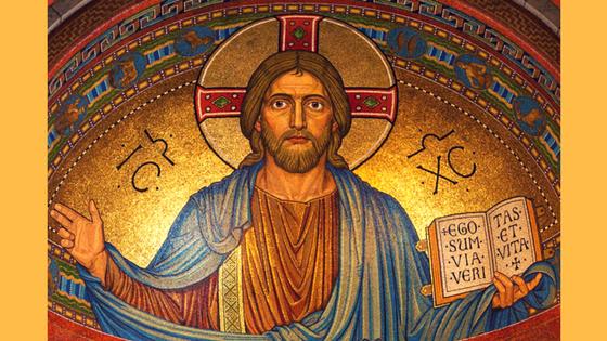 Jésus, chemin, vérité, vie