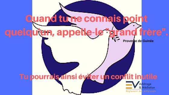 Proverbe guinéen, Guinée, Afrique