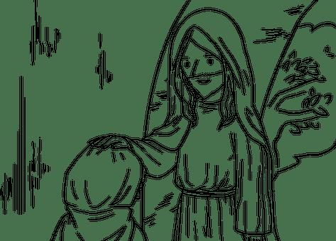Jésus guérit le lépreux2